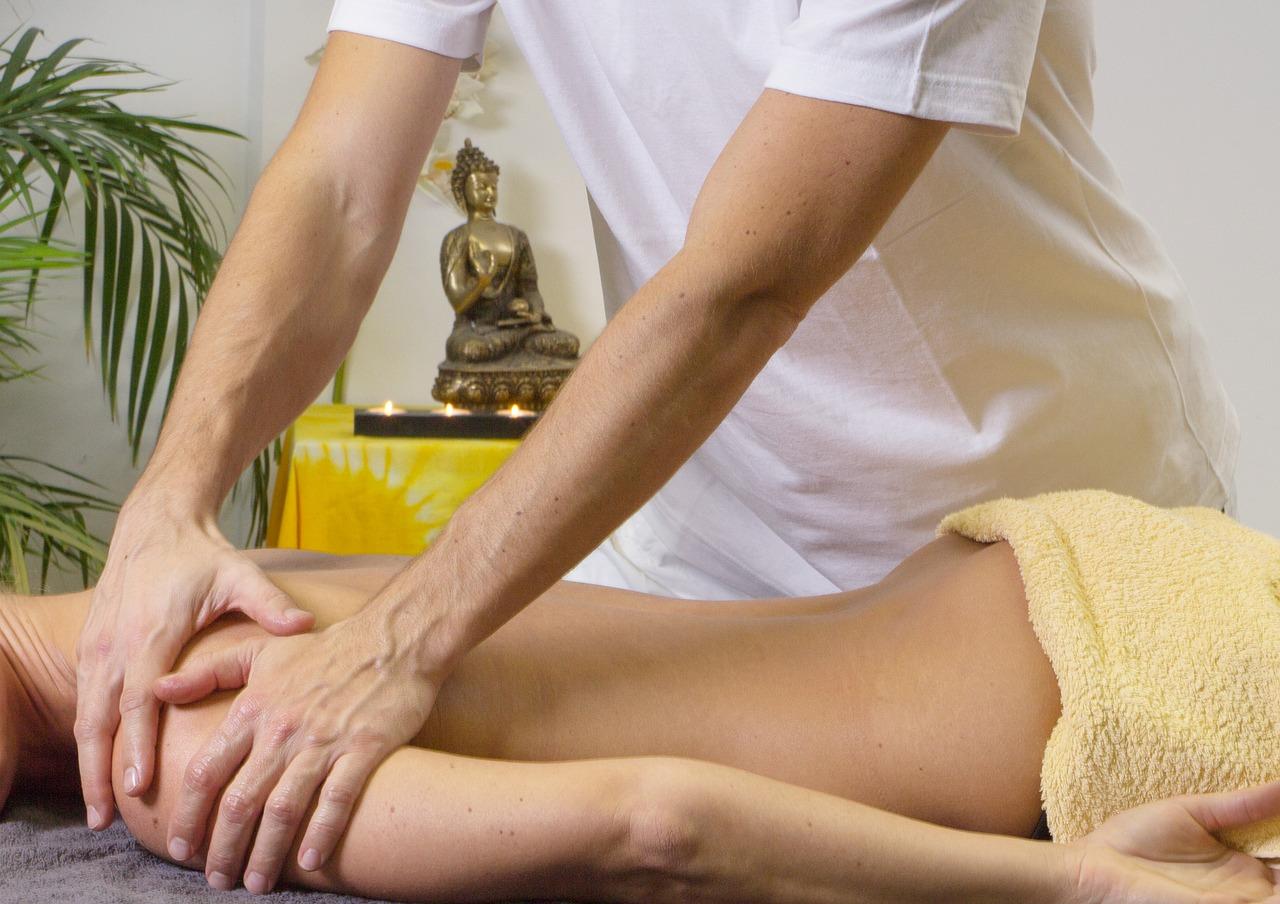 Massage Oberkörper