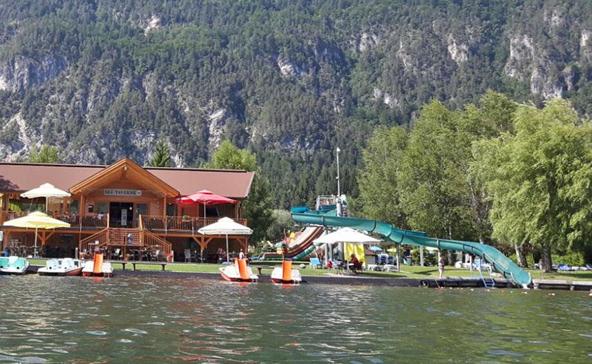 Seetaverne im Erlebnispark Panorama