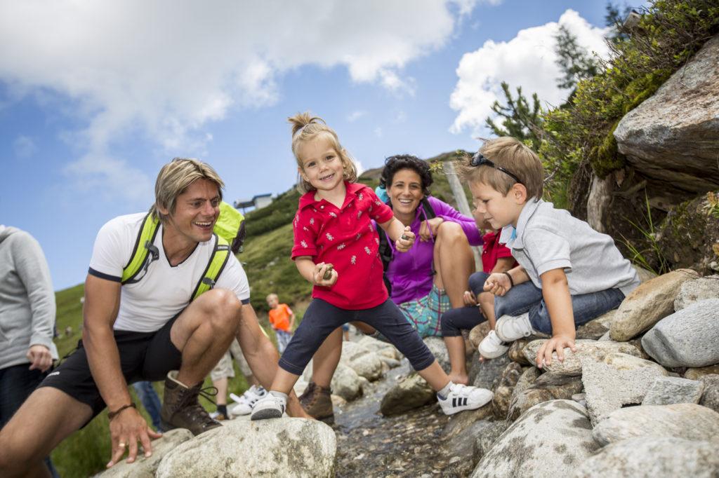 Familie Aqua Trail